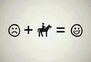 smil hest